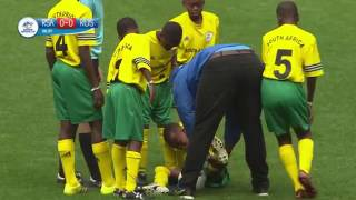 South-Africa vs Russia - Ranking match 13/14 - Full Match - Danone Nations Cup 2016