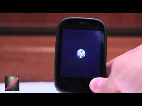 Unboxing HP Veer 4G