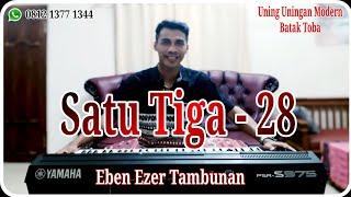 SATU TIGA - 28 - Uning Uningan Modern Tortor Batak Toba