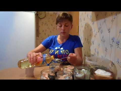 Как приготовить консервы из скумбрии в домашних условиях видео
