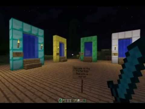Touring Multi-School Minecraft: 40 kids, 4 schools, 1 server - YouTube
