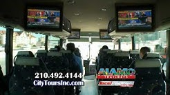 Alamo Trailways Charter Buses San Antonio