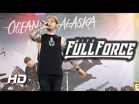 Oceans Ate Alaska - Intro + Benzaiten live @ With Full Force Festival 2018 Ferropolis