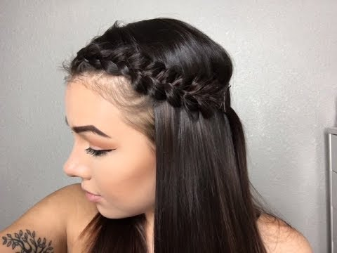 you got a haircut easy braided hairstyles to get bangs out of 4065