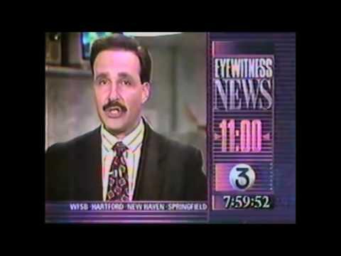 WFSB: Eyewitness News Update [11-29-1991]