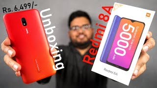 Redmi 8A Unboxing, Specs, Price, Hands-on Review