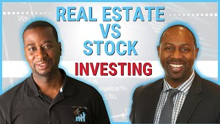 Real Estate vs Stocks: Which one is better