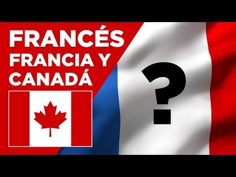 Francés De Québec Y Francés De Francia / Diferencias Y Explicación