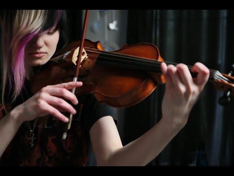 Violist prodigy Sofiya Kyrylyuk's big dreams