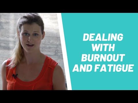 Dealing with burnout and fatigue- How your brain needs fun and passion in your life. Mp3