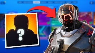 GET THE *HIDDEN SKIN* FROM FORTNITE SEASON 10 Fortnite Battle Royale