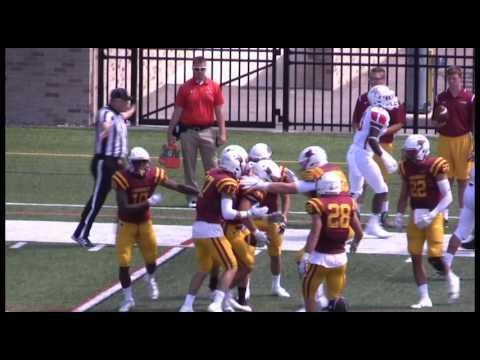 Football vs Olivet College 9-3-16
