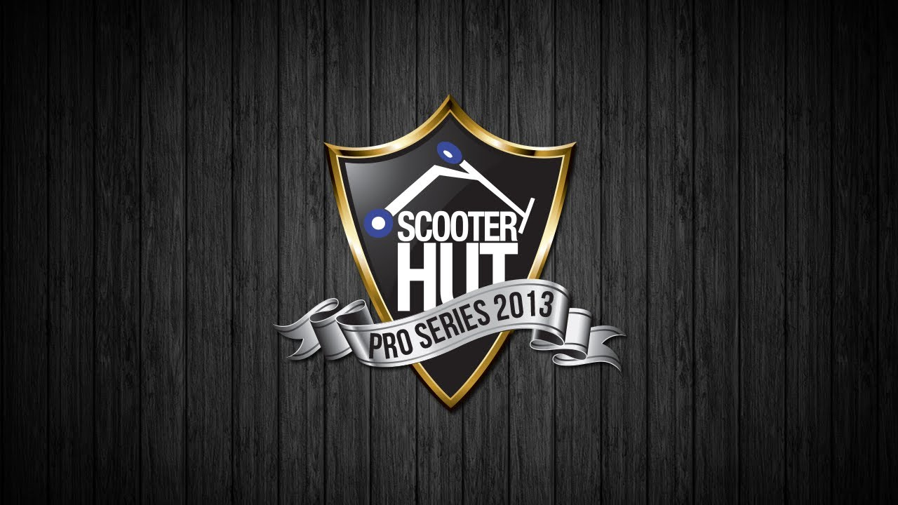 Scooter Hut Pro Series 2013 Promotional Video - YouTube