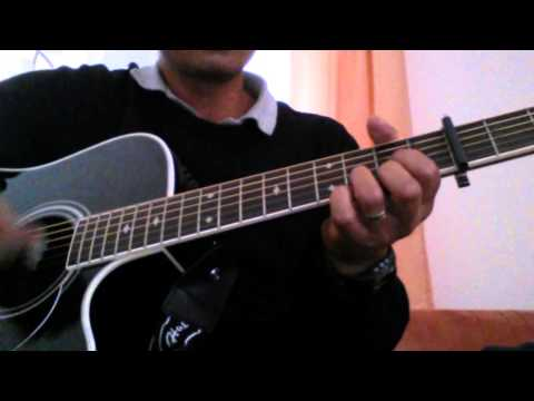 How Am I Supposed To Live Without You - Michael Bolton (Guitar Cover)