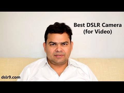 Best DSLR Camera for Video (Hindi) thumbnail