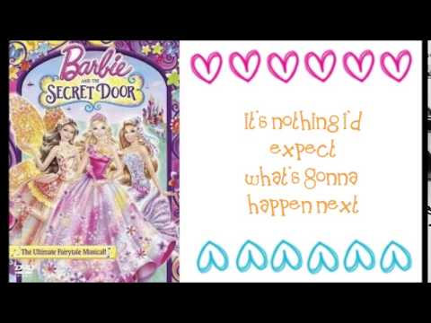 barbie the secret door songs 2