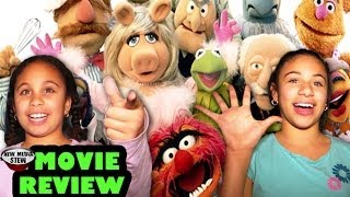 THE MUPPETS MOVIE - Kermit, Miss Piggy - Kids Review