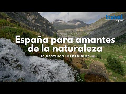 10 destinos para disfrutar de la naturaleza en España