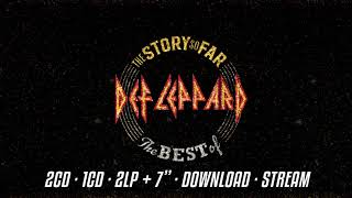 DEF LEPPARD - THE STORY SO FAR + NEW SINGLES