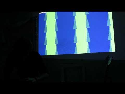 Max/msp Live Remix Projector Fun