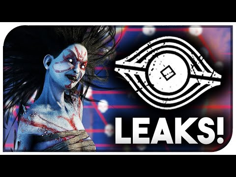 Dead By Daylight Tome II Reckoning Leaks! - Tome II ft. David, Jane, The Doctor and The Spirit!