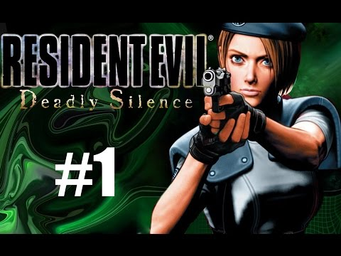 Resident Evil Deadly Silence (DS) [Jill Rebirth Mode] Let's Play #1
