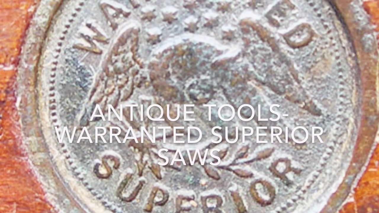 Identification warranted superior saw Re: Warranted