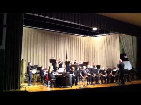 MUSSELMAN MIDDLE SCHOOL JAZZ BAND