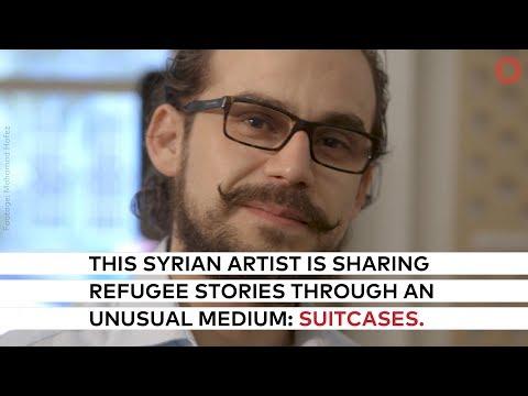 dating syrian refugee