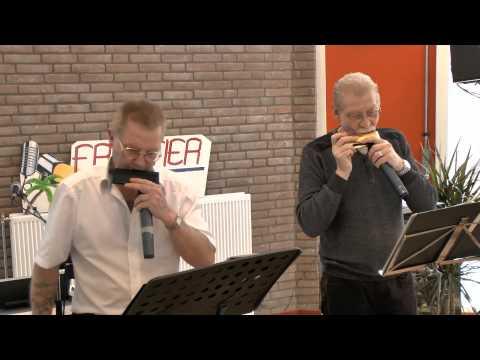 "Duo Harmonics - Frontier Open Podium - Schiedam, 19 april2015 - ""Little Ship"""