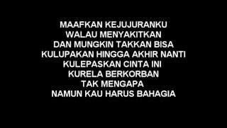Kau Harus Bahagia - Sammy Simorangkir Lirik