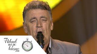 Sefcet Hamidovic Ringo - Jablani se povijaju - (live) - Nikad nije kasno - EM 01 - 25.10.15.