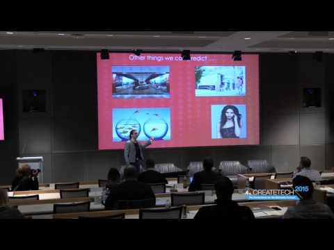 4A's CreateTech 2015 -  Claudia Perlich, Predictive Marketing  Promises and Pitfalls