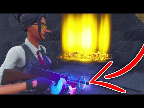 The NEW GALAXY Element In Fortnite... 😱😱😱