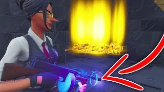 "The ""NEW"" GALAXY Element In Fortnite... 😱😱😱"