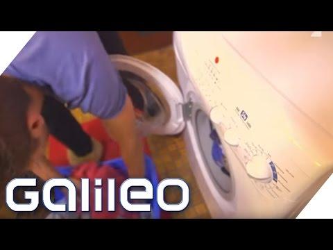 Ab wann wird dreckige Wäsche gefährlich? | Galileo | ProSieben