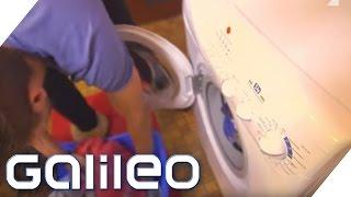 Ab wann wird dreckige Wäsche gefährlich?   Galileo   ProSieben