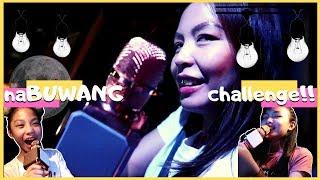 BUWAN CHALLENGE   Sa Ilalim Ng Puting Ilaw Ng Sasakyan   Aurea & Alexa