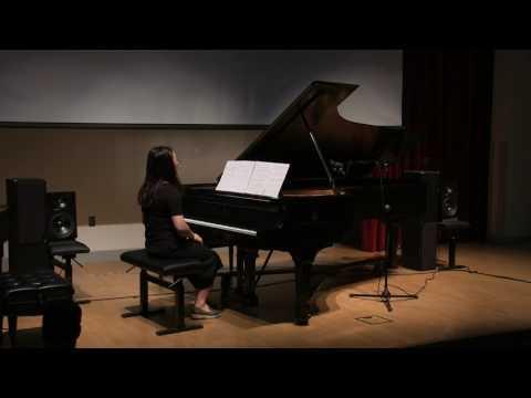 Studies in Momentum - Hodgson School piano students
