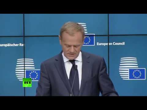 EU heads talk Brexit at European Council Summit 2017
