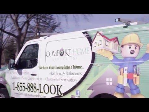 Comfort Home Remodeling Chicago - Home Renovation