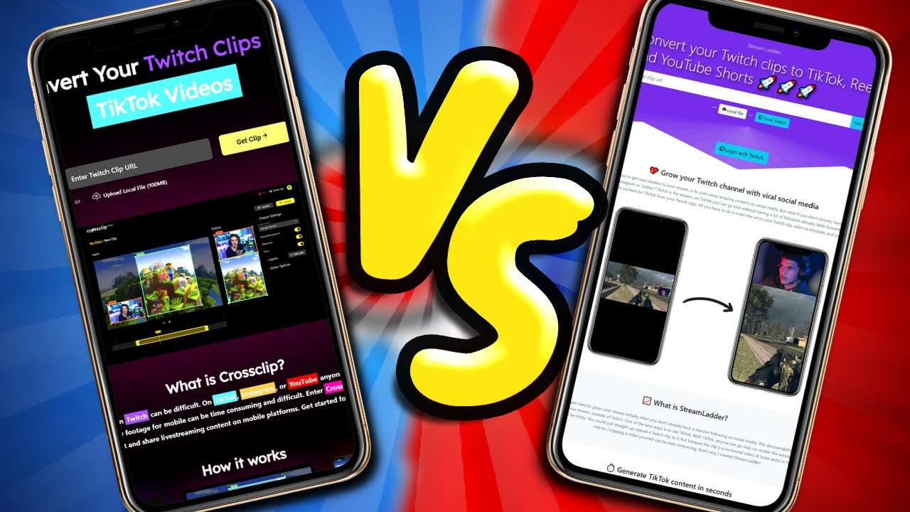 Download What's Best For Sharing Game Clips To TikTok, Instagram & YouTube?