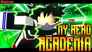 Finally Free Boku No Roblox | My Hero Academia | Noclypso