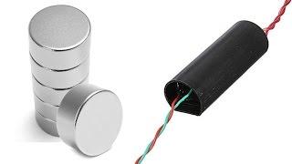Мои посылки из Китая - Неодимовые магниты + высоковольтный преобразователь напряжения(Strong Rare Earth Neodymium Magnets + DC 6v to 400kV Boost Step-up Power Module High-voltage Generator. В посылке очень сильные неодимовые ..., 2014-11-26T21:57:26.000Z)
