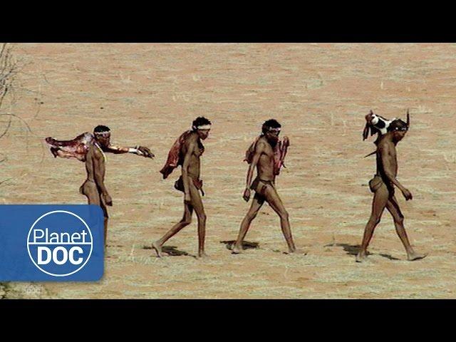 Kalahari Bushmen   African Tribes