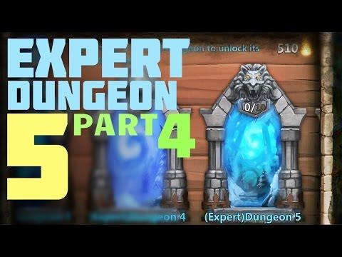Castle Clash: Expert Dungeon 5 - Level 10