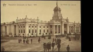 Duizend jaar bouwen in Gent Case study De Wereldtentoonstelling van 1913