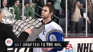 NHL 12 Be A Pro Modus