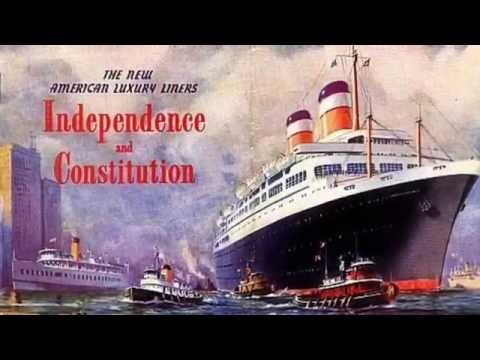 SS INDEPENDENCE: from Atlantic Liner to Hawaiian Cruise Ship