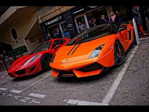 Visiting AAA Supercar Rental in Cannes - Custom Lamborghinis, Ferraris and more!
